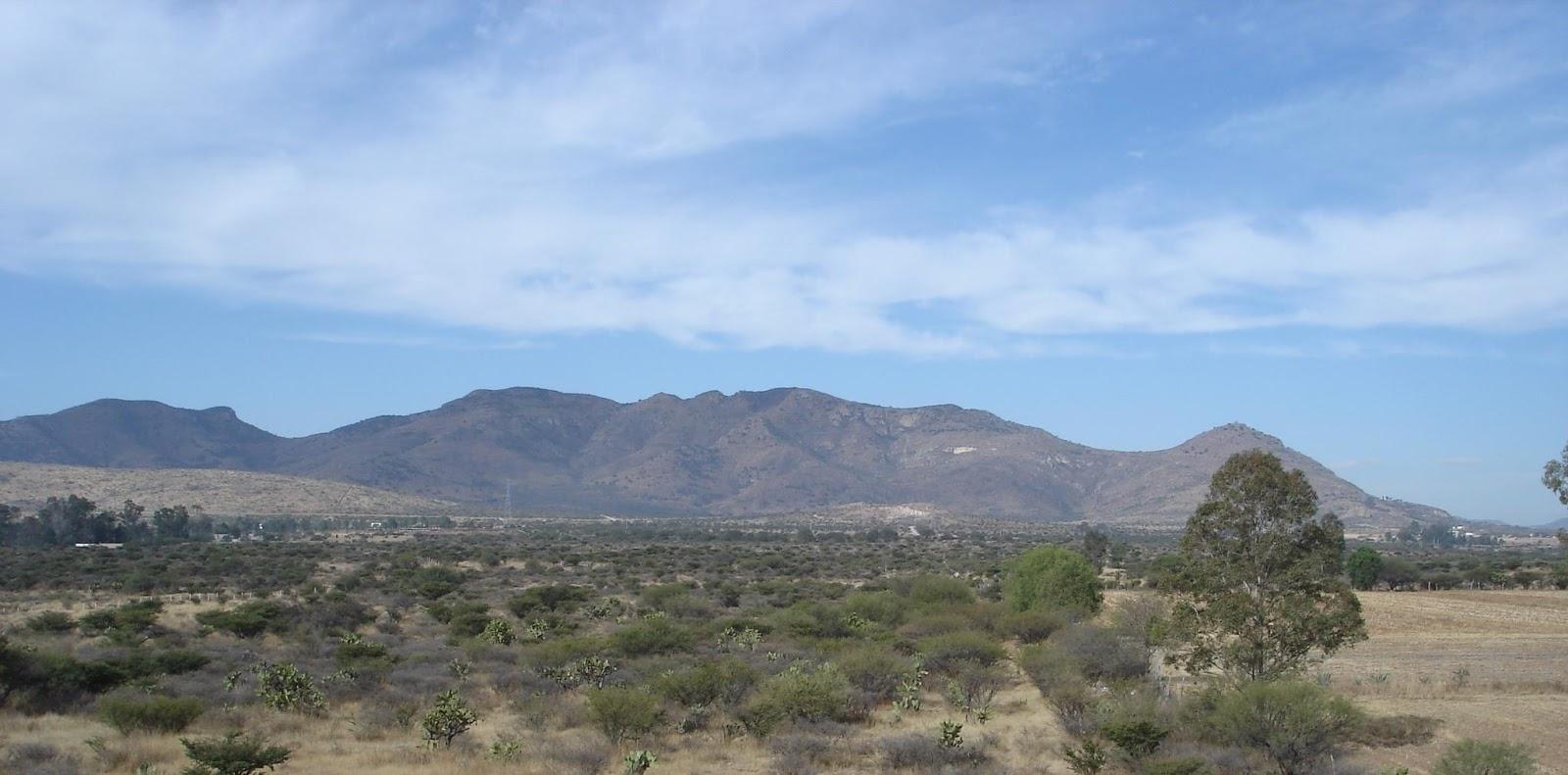 El cerro del Muerto