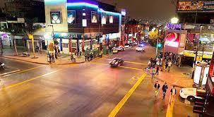 La calle sexta lugar turistico de tijuana