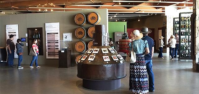 Museo del Vid y Vino valle de guadalupe