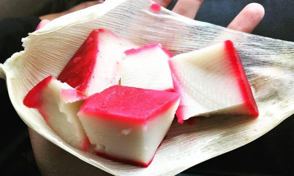 Nicuatole dulces tipicos de oaxaca