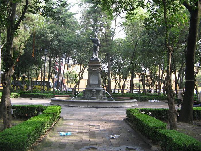 Parque José María Morelos