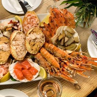 marineros cancun donde comer