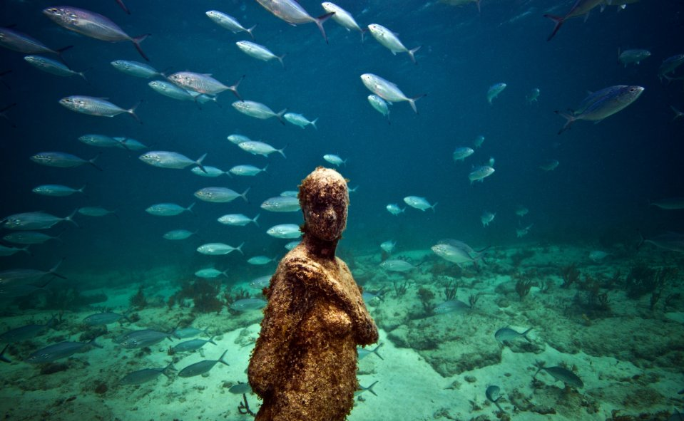 musa museo subacuatico cancun