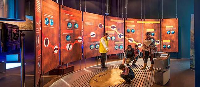 visitar en ensenada el El Caracol museo de ciencia