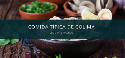 Comida típica de Colima