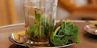 Whisky con te verde bebida de china