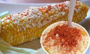 elotes y ezquites gastronomica de xochimilco