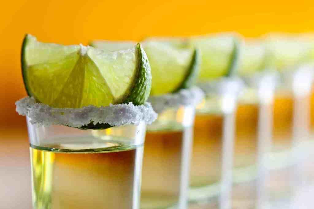 El tequila una de las Bebidas típicas de la Ciudad de México
