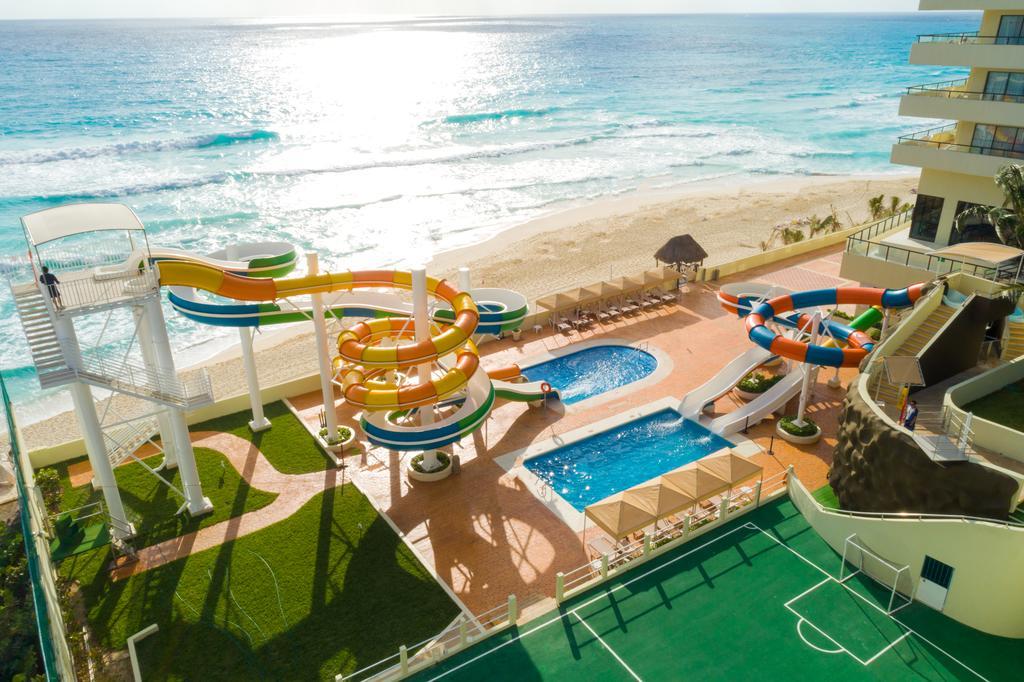 Crown Paradise Club All Inclusive mejor hotel familiaren cancun