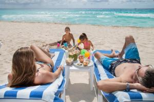 Seadust Cancun Family Resort hotel todo includo mejores cancun