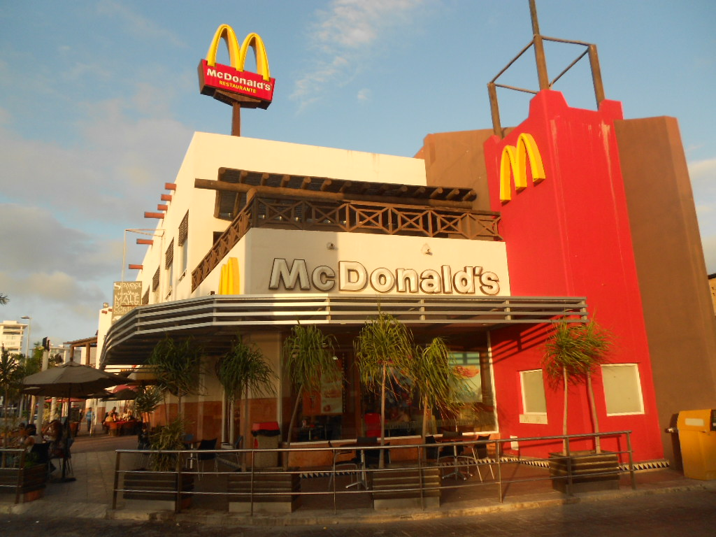 Mcdonalds cancun desayuna desde 45 pesos