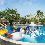 Oasis Palm parque acuatico para niños