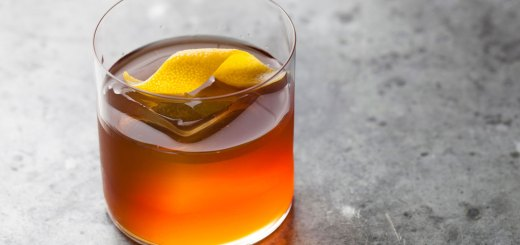 Vieux Carre bebida tipica de los estados unidos que tienes que probar