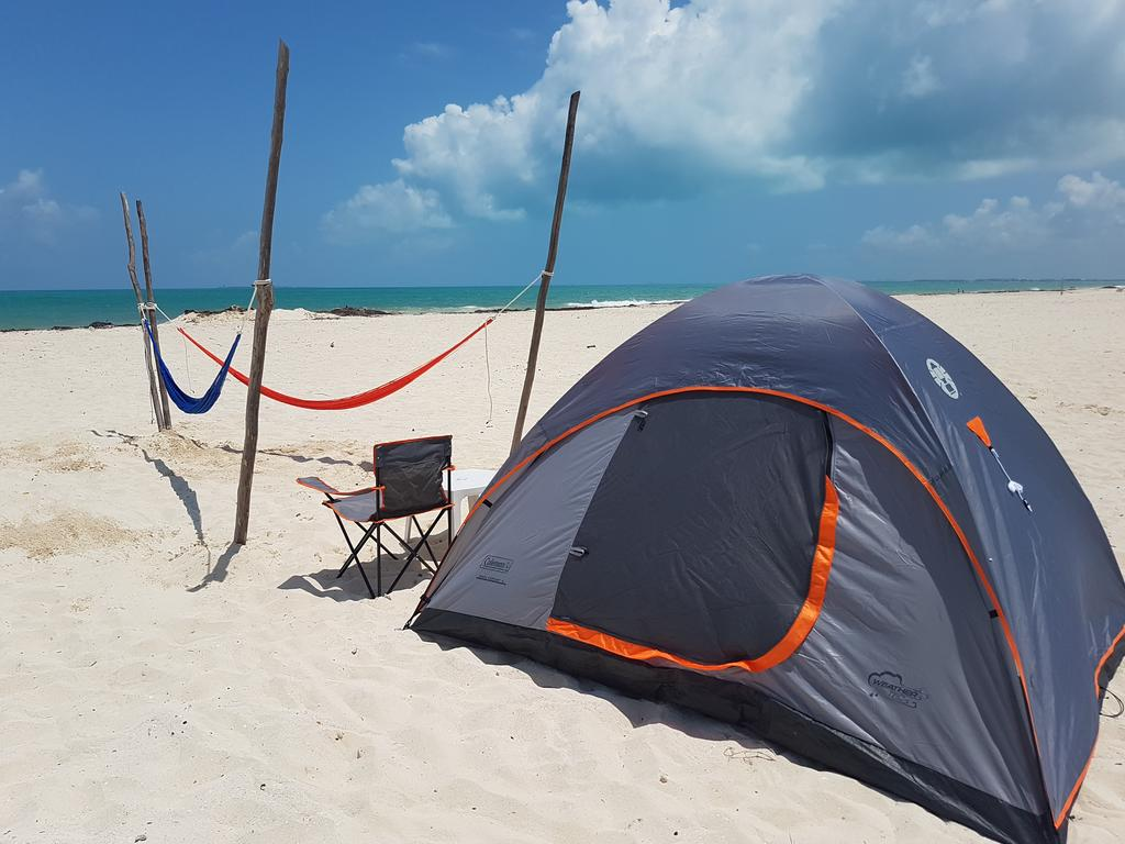 Camping cancun