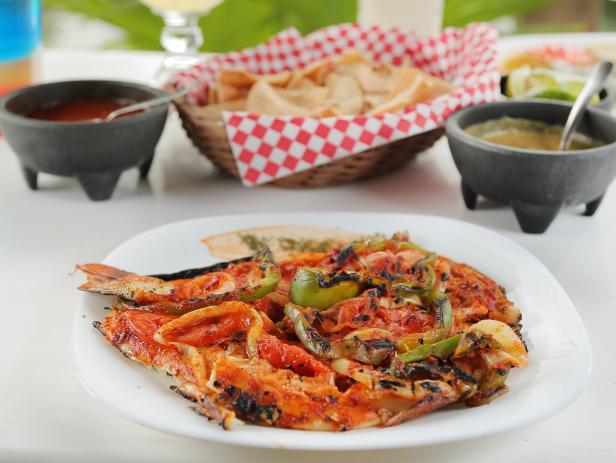 Fish fritanga restaurantes maricos cancun
