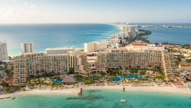 Grand Fiesta Americana Coral Beach Cancún- All Inclusive