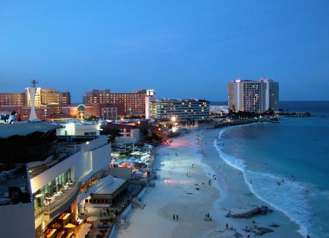 Salvia Cancún hotel economico cerca de los antros cancun