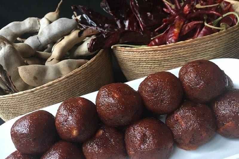 Dulces de Tamarindo mexicanos