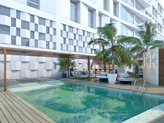NH Cancun Airport hotel cerca del aeropuerto de Cancun