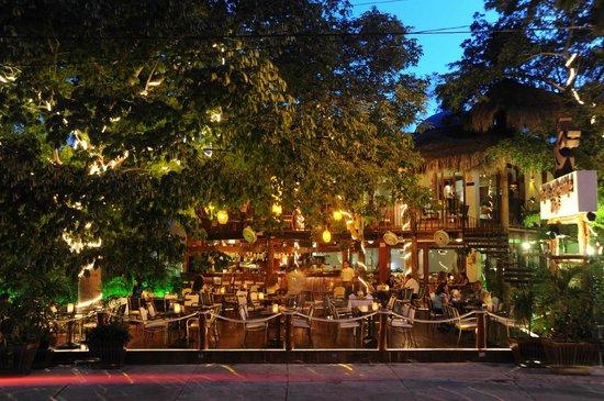 Restaurante Marakame cafe