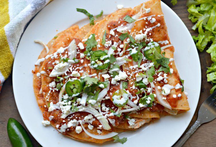 Comidas Rápidas Mexicanas