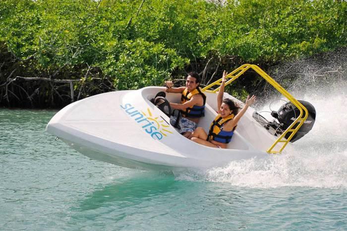 Jungle Tour cancun excursiones