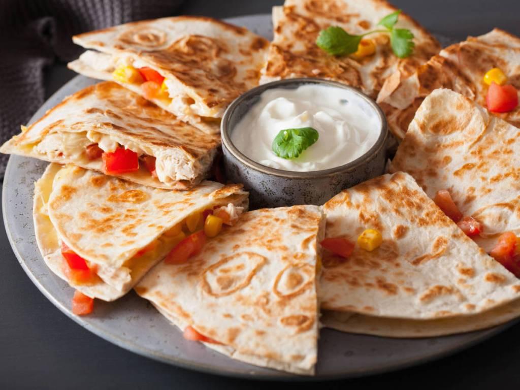 Quesadillas mejor comida rapida de mexico