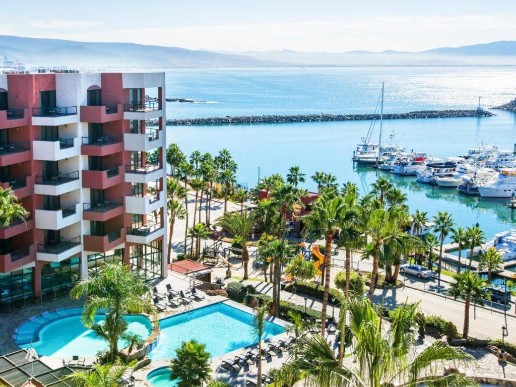Hotel Coral & Marina - mejor hotel 5 estrellas ensenada baja california