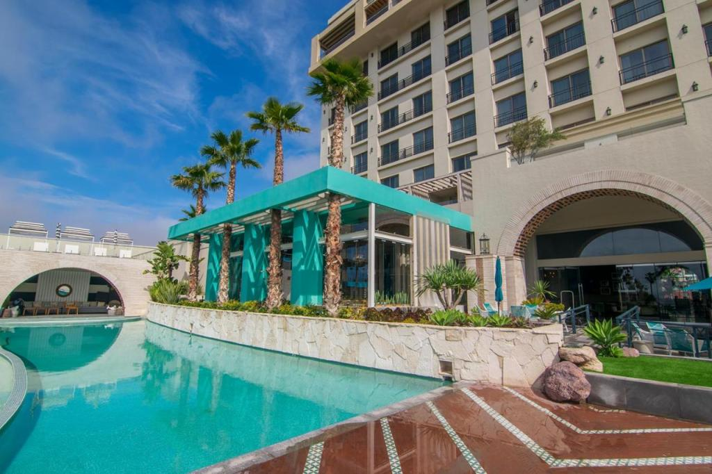 Torre Lucerna Hotel Ensenada - mejores hoteles 5 estrellas ensenada baja california