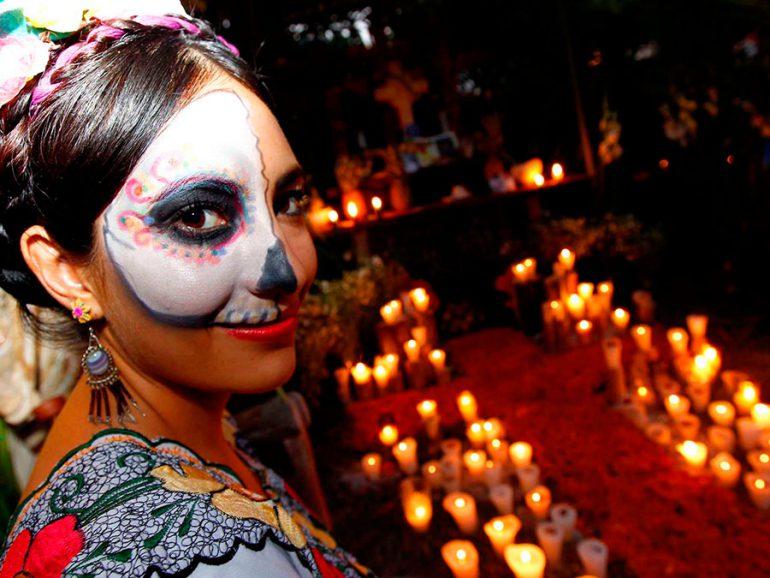 festival del dia de muertos - costumbres y tradiciones de quintana roo
