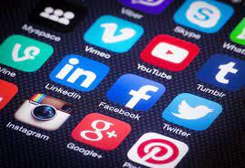 redes sociales de hoteles