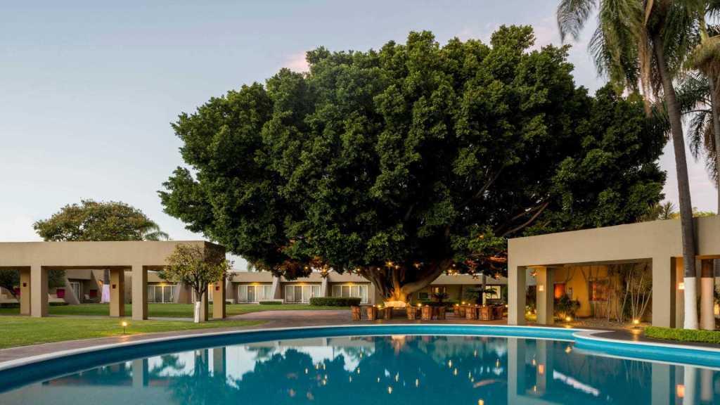 Camino Real 10 mejores hoteles Guadalajara