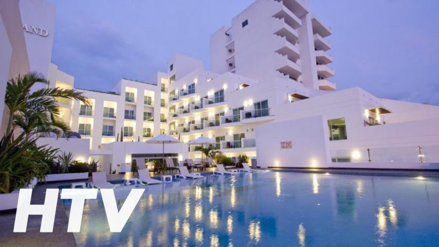 Coral Island Beach View Hotel - hoteles mazatlan