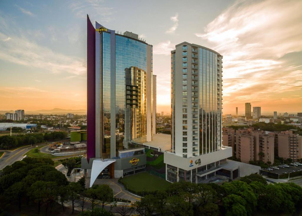 Hard Rock Hotel Guadalajara - Pet Friendly hotel guadalajara