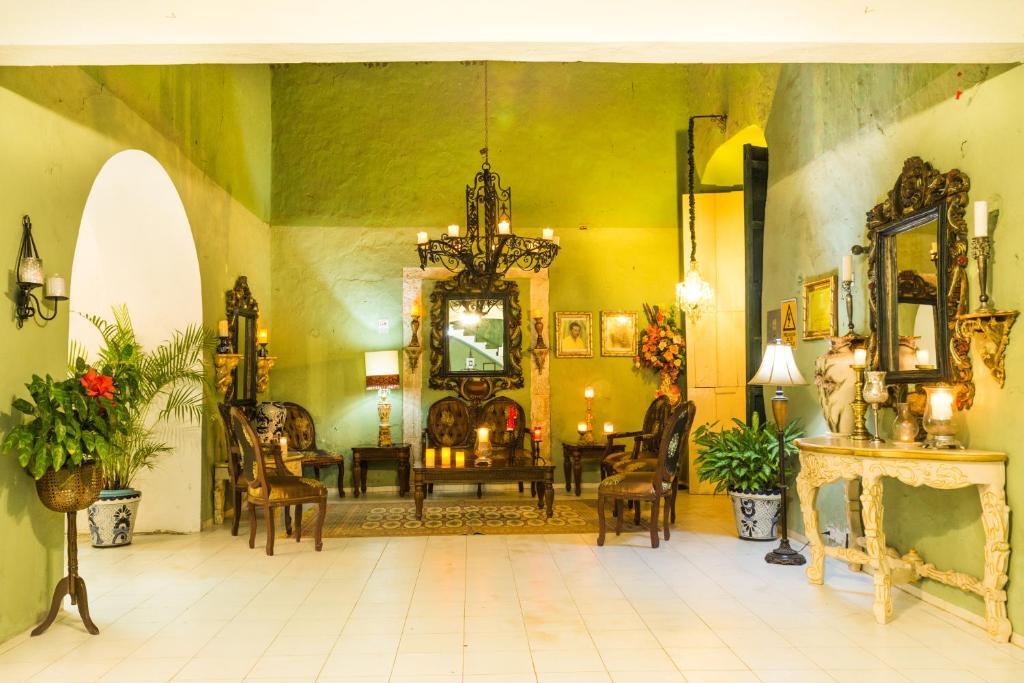 Hotel Palacio Canton - hoteles baratos valladolid