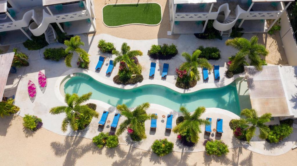 Blue Palm Bacalar hotel 5 estrellas