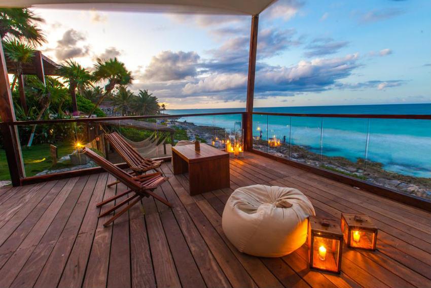 Mejores Hoteles en Tulum Frente al Mar