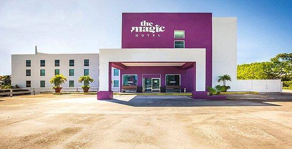 The Magic Hotel