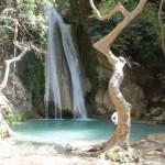 Cascate del Neda a Messenia (Grecia)