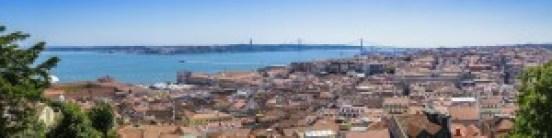 Panorama Lisbona, ponte