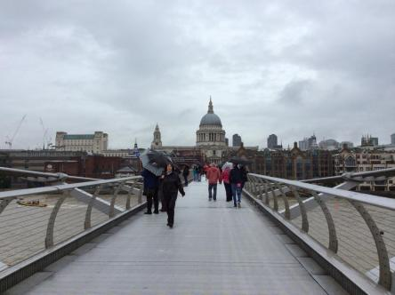 Londra - Millennium Bridge