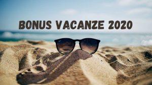 Bonus vacanze 2020