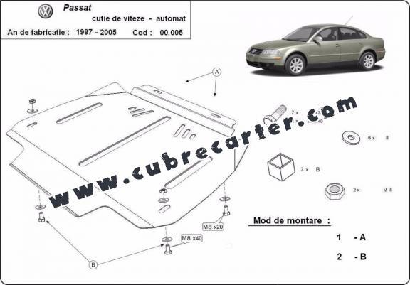 Cubre Carter Volkswagen