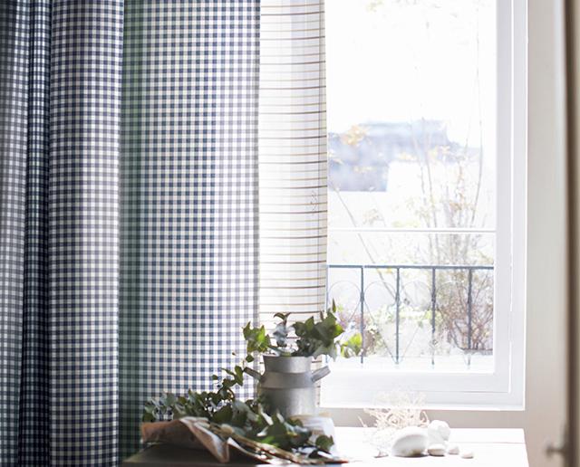 冬の結露対策でカーテンのカビを防ごう 吸湿性 通気性 天然素材