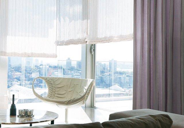 マンションの窓に合うカーテン選び スタイル 種類 使い勝手