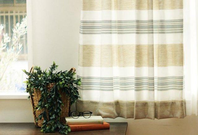 遮光なしのカーテンで光を上手に取り入れよう 非遮光 普通のカーテン 種類 天然素材 オススメ