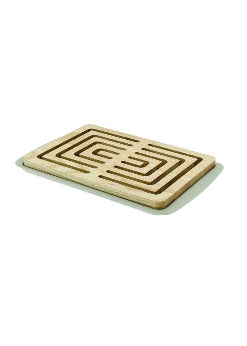 Legnoart Bread Cutting Board