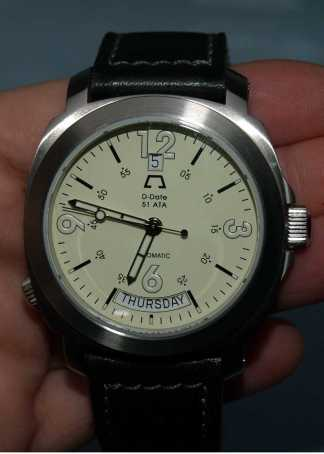 Anonimo Watch D Date