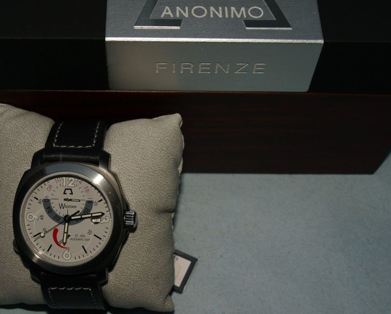Anonimo Watch Wayfarer II