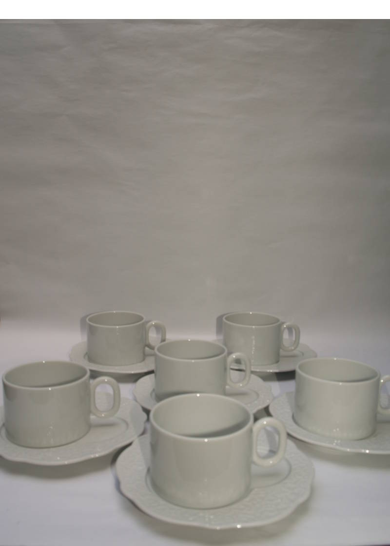 Alessi Dressed Tea Set